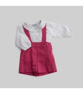 Fuchsia combination for baby