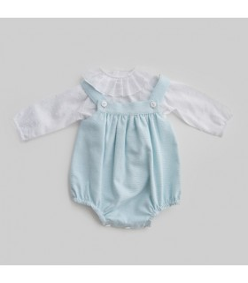 Bib overall for baby