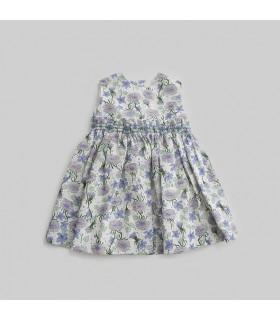 """Smocked """"Floral"""" Dress"""