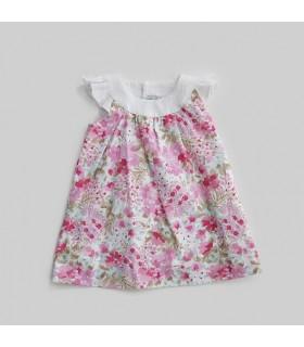 """""""Amapola"""" Flounces dress"""