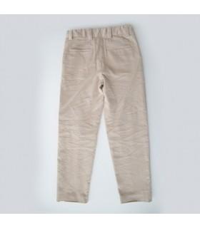 """""""Campestre"""" beige pants"""