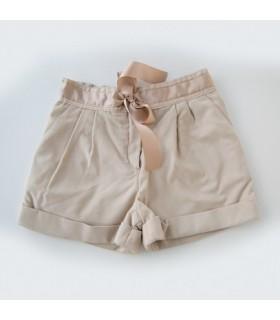 Pantalon campestre beig