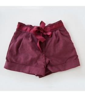 Pantalon niña romántico