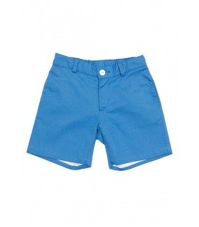 Blue boy short