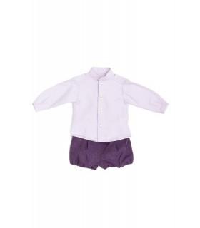 """""""Violeta"""" baby combination"""