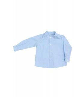 """Aguamarina"" blue shirt"