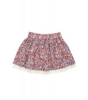 """""""Hojas"""" Skirt"""