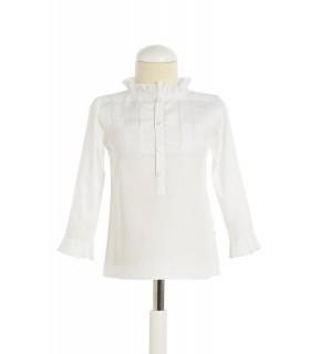 """""""Epoca"""" plumetti blouse."""