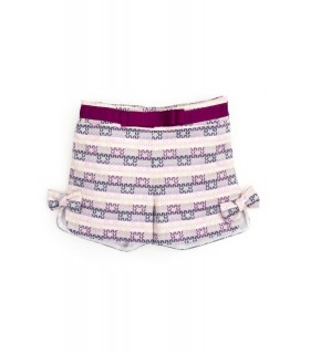 Pantalon niña violeta