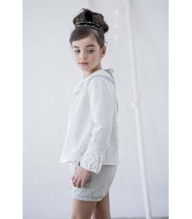 Pantalon niña Mont-Blanc.