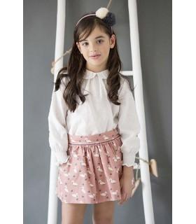 Camisas niña Montgènevre.