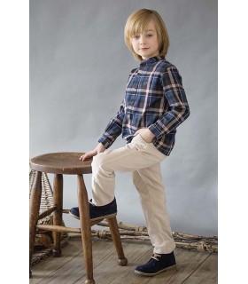Pantalon niño largo Montclar.