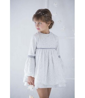 Smock dress  Mont-Blanc.