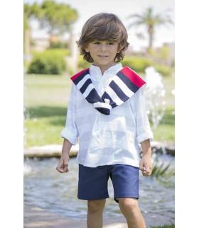 Camisa niño Lirio