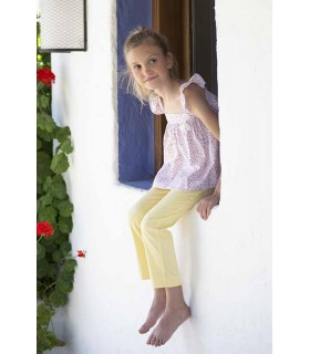 Pantalon largo niña Margarita
