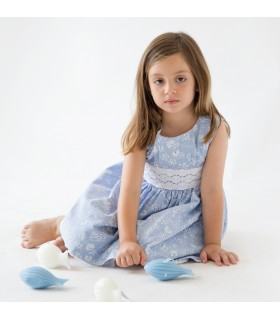 """Blue"" Dress"