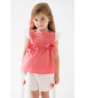 Camisas niña Coral