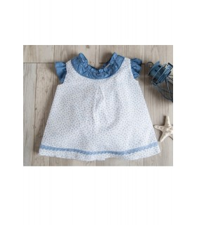"""Primavera"" Baby dress"