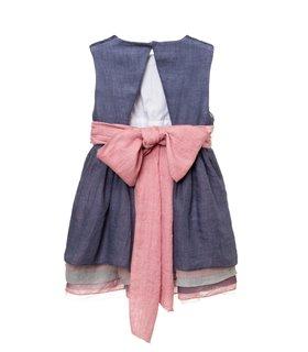 Vestidos nido niña Tulipan