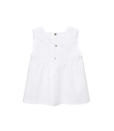 Camisas niña Hortensia