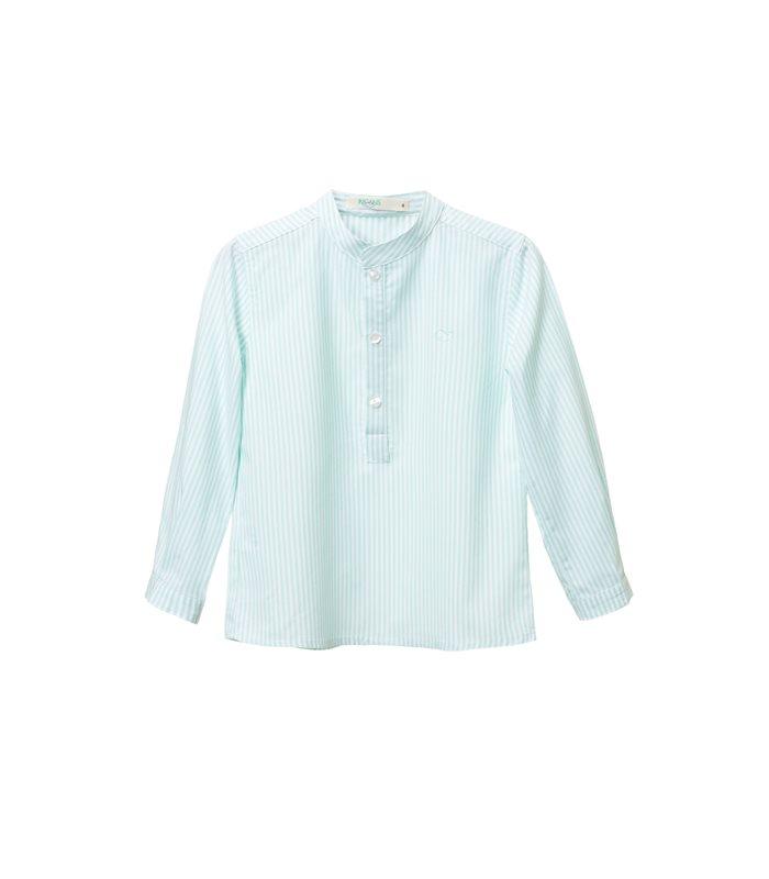 Camisa niño Hortensia