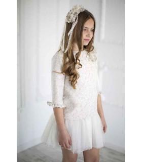 Valentina tulle dress