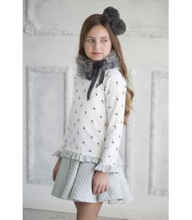 """Marsella"" Printed dress"