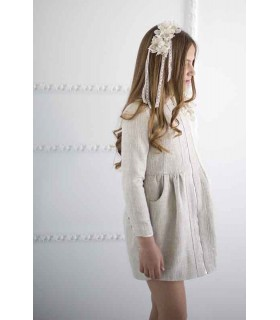 Valentina zipper dress