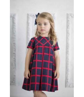 Britain baby dress