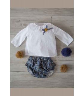Conjunto BB niña Paris