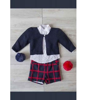 Conjunto BB niño Britain