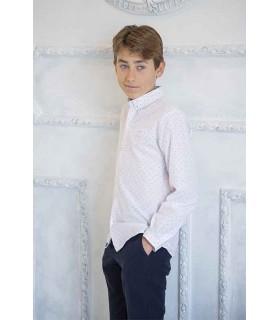 Camisa niño britain