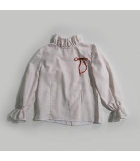 """""""Escarlata"""" Girl blouse"""