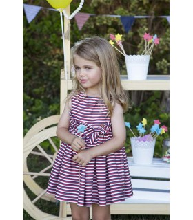 Capri Bow dress