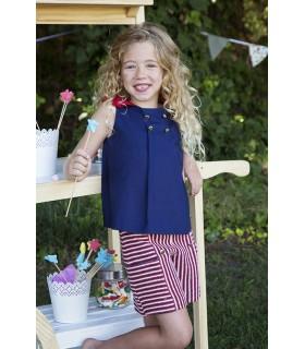 Pantalón niña Capri