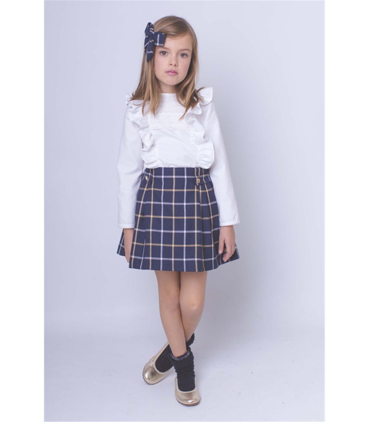 Camisa niña Giulietta