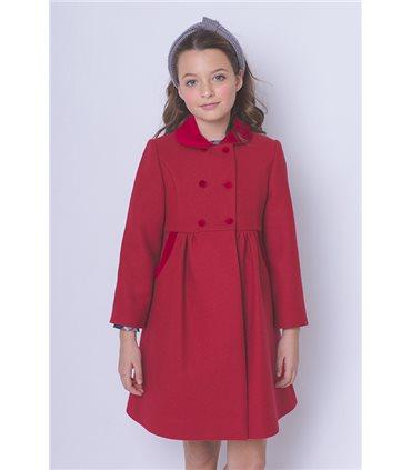 Flounce Coat