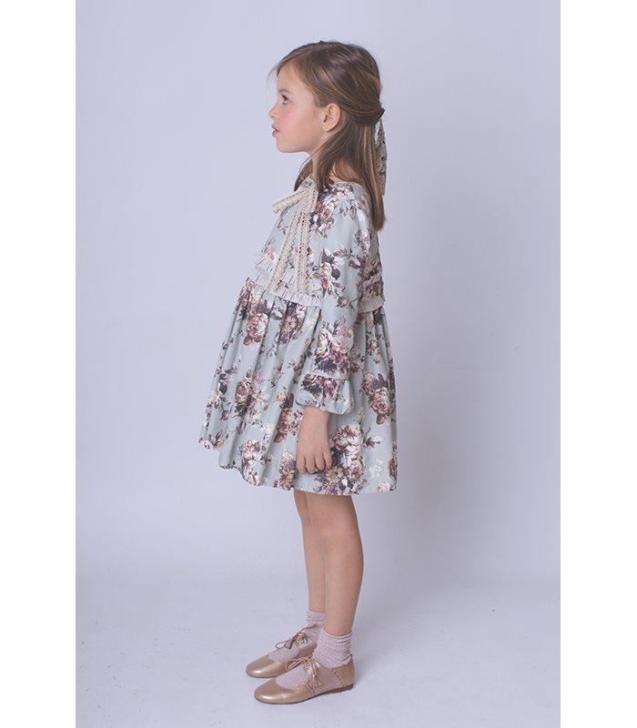 Vestido niña Paola