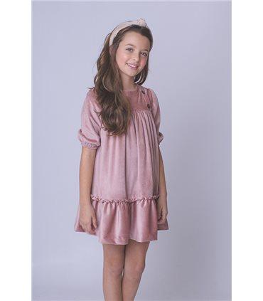 Vestido Chloe liso