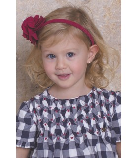 Martha smocked dress