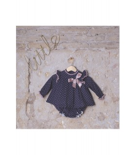 Baby Girl plumetti set