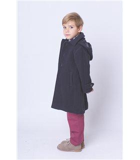 Abrigo loden niño