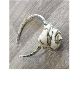 Diadema Flor Rosas