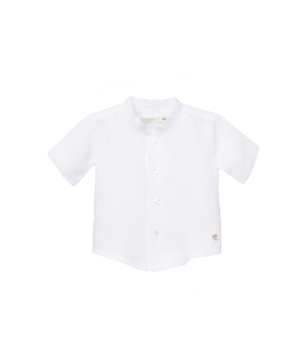 Camisa BB manga corta