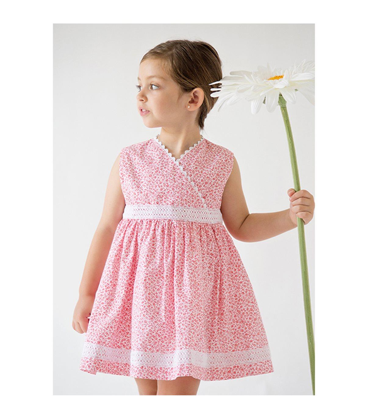 Vestido florecitas